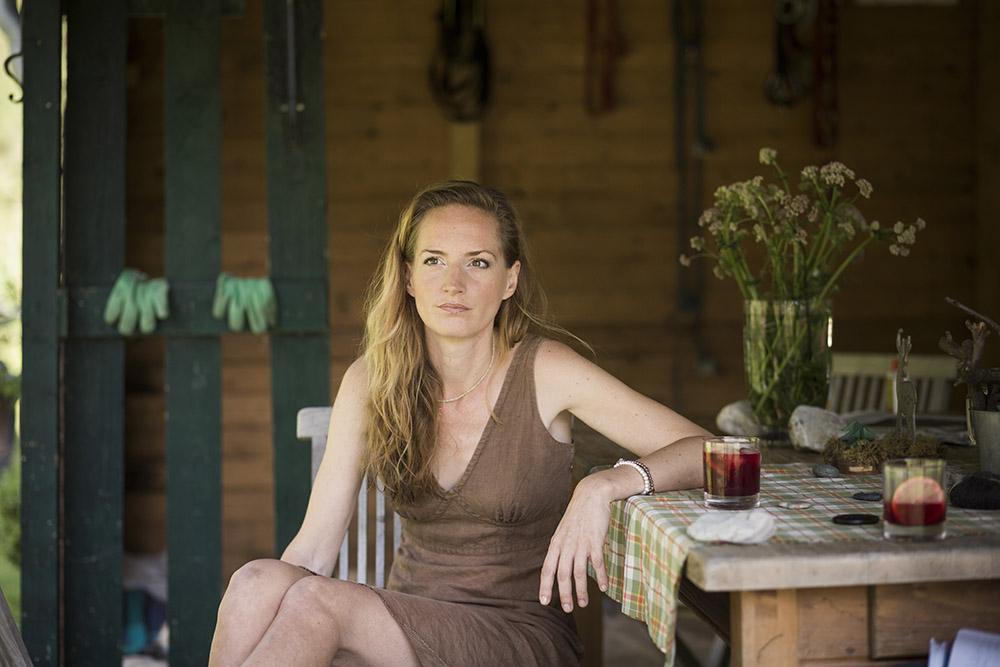 Portraitfoto von Stefanie Sommer