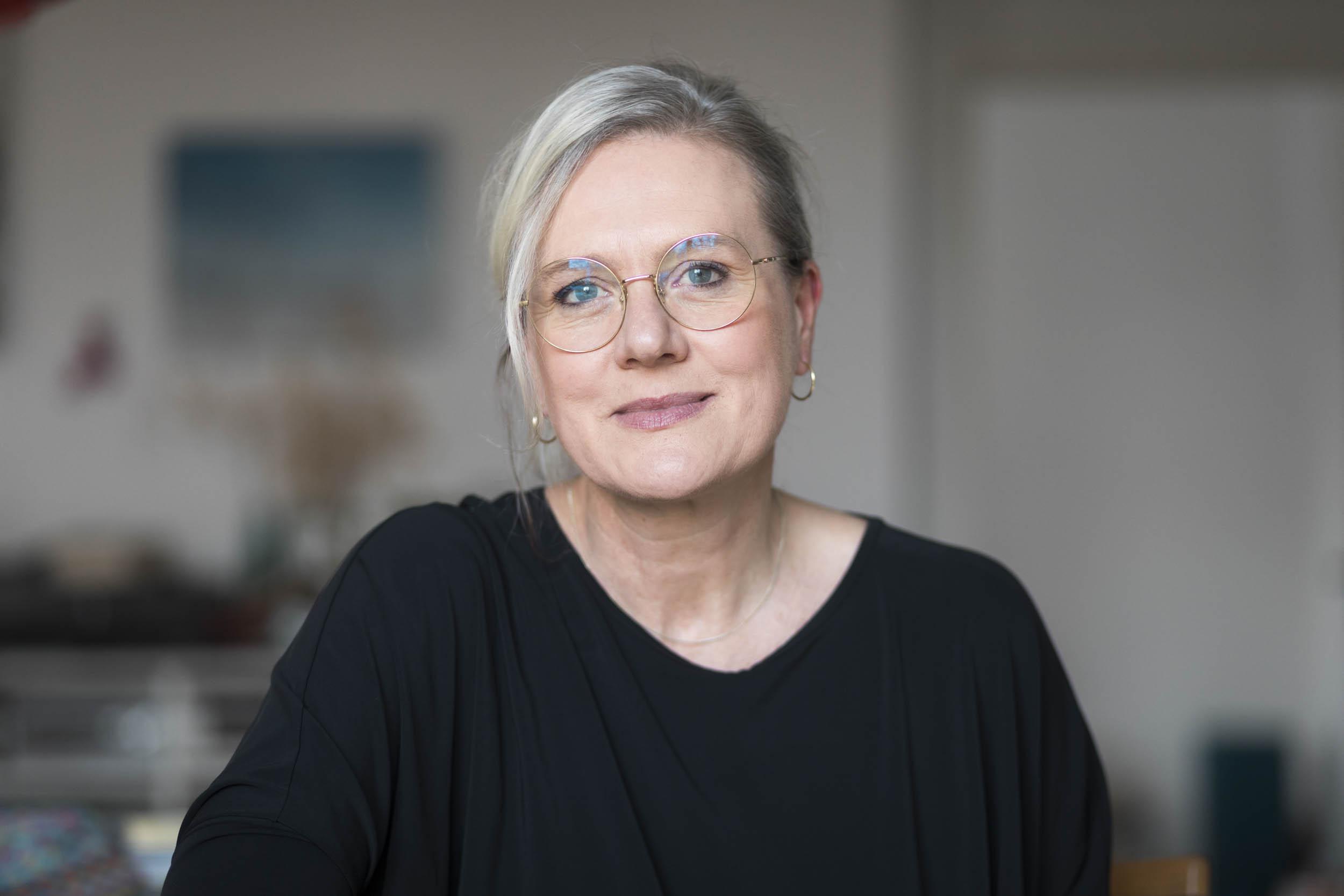 Portrait Patricia Wiede